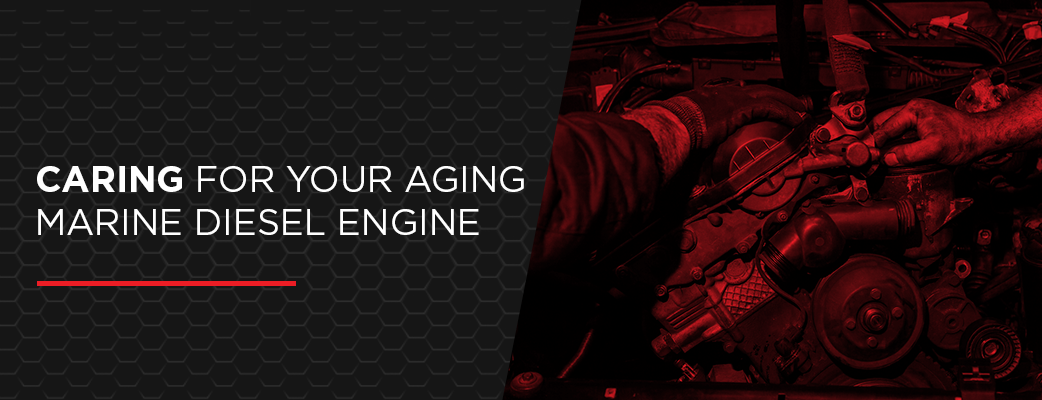 Caring for Your Aging Marine Diesel Engine