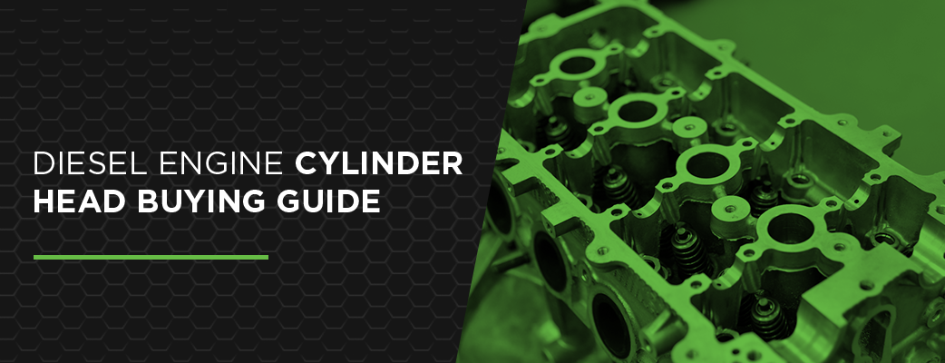 diesel engine cylinder head buying guide