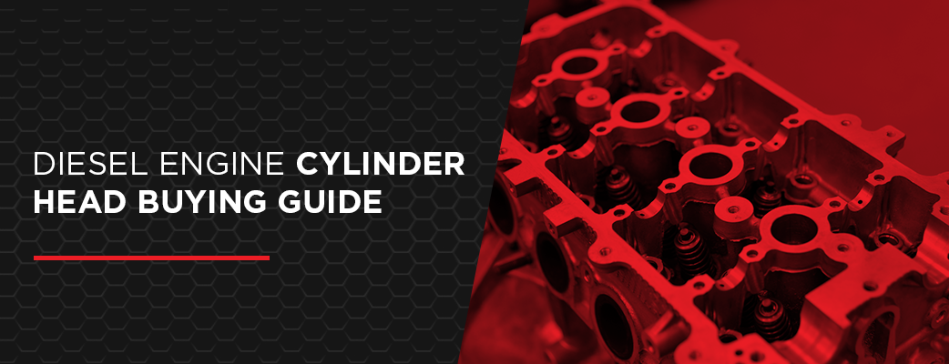 diesel engine cylinder head buying guide