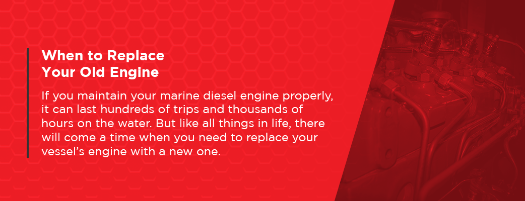 When to Replace Your Old Engine