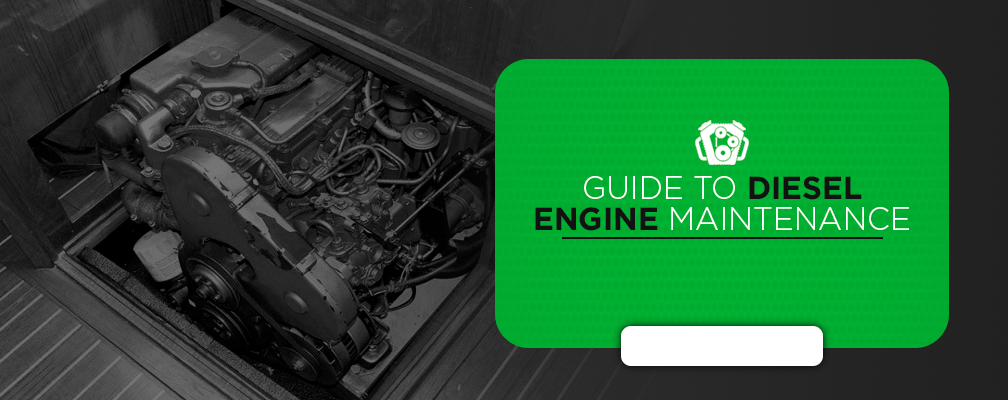 Guide to Diesel Engine Maintenance