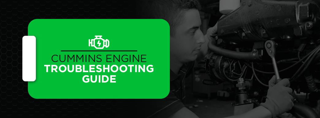 Cummins Engine Troubleshooting Guide