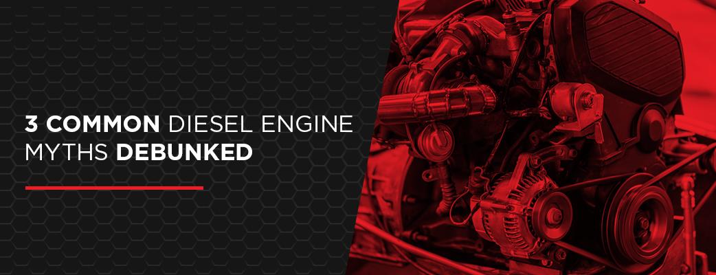 3 Common Diesel Engine Myths Debunked