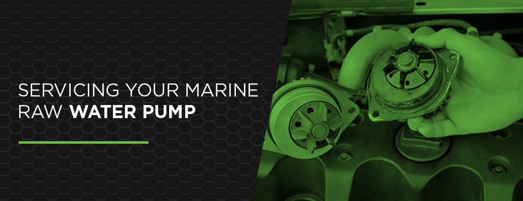 Servicing Your Marine Raw Water Pump