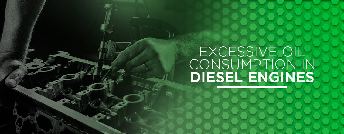 Excessive Oil Consumption in Diesel Engines