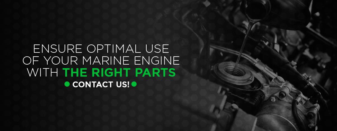 Ensure Optimal Use of Your Marine Engine