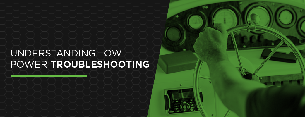 Understanding Low Power Troubleshooting