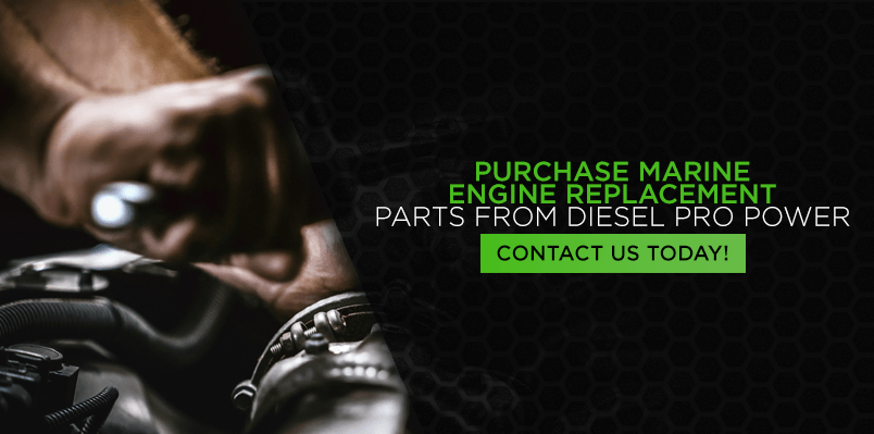 Purchase Marine Engine Replacement Parts From Diesel Pro Power