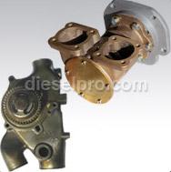 12V71 Water Pumps