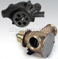 60 Series 11.1 L Water Pumps