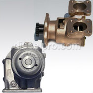 8V53 Water Pumps