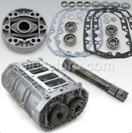 12V71 Turbo, Sopladores