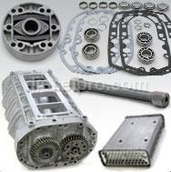 16V71 Turbo, Sopladores