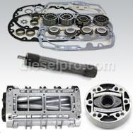 16V92 Turbo, Sopladores