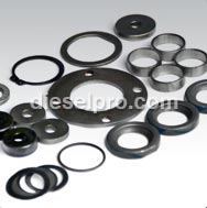 8V53 Blower Repair Kit