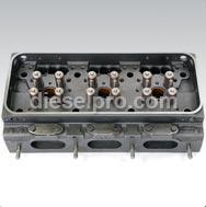 6V92 Head - Turbo
