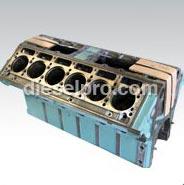 12V71 Engine Block