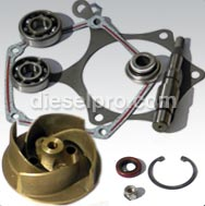 16V92 Fresh Water Pump Repair Kit