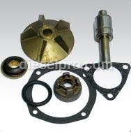 671 Turbo | Fresh Water Pump Repair Kit