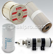 Detroit Diesel 6V92 Fuel Filters