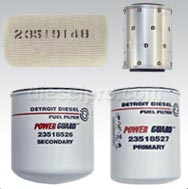 Detroit Diesel 353 Fuel Filters