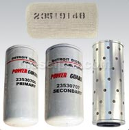 Detroit Diesel 671 Fuel Filters