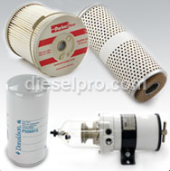 Detroit Diesel 6V53 Fuel Filters