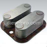 Detroit Diesel 12V92 Oil Coolers