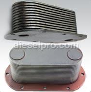 Detroit Diesel 8V71 Oil Coolers