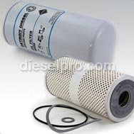 Detroit Diesel 6V92 Oil Filters