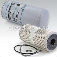 Detroit Diesel 8V53 Oil Filters