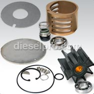 Series 60 Marine Water Pump Repair Kit
