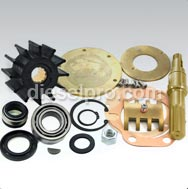 12V71 Turbo Marine Water Pump Repair Kit