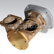 8V92 Marine Water Pumps