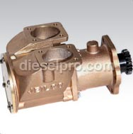 8V92 Turbo, Marine Water Pump