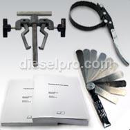 12V92 Service Manual & Tools