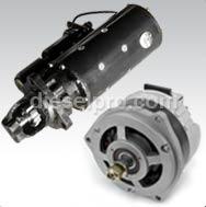 Detroit Diesel 16V71 Starters and Alternators