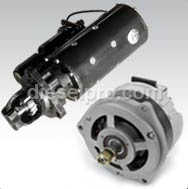 Detroit Diesel 16V92 Starters and Alternators