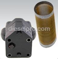 Oil Pump & Strainer