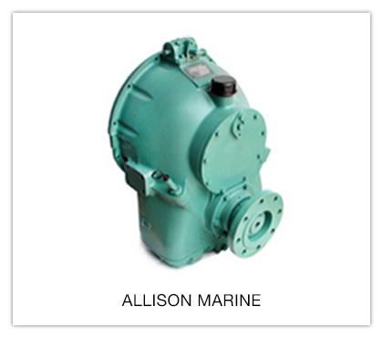Allison Marine Transmission Parts | International Shipping