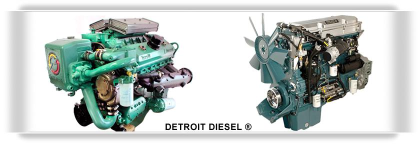 Haga click aquí para ver repuestos para motores Detroit Diesel® de 2 y 4 ciclos.