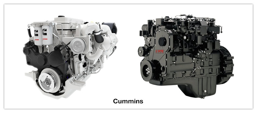 Click here to view parts for Cummins engines