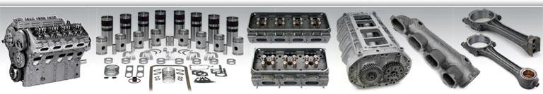 Detroit diesel engine parts section,Detroit Diesel parts