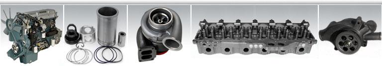 Detroit Diesel 60 Series Repuestos diesel