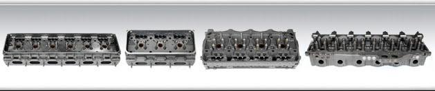 Detroit Diesel Cylinder Head