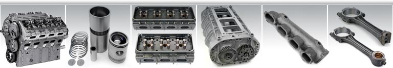 Detroit diesel engine parts section,Detroit Diesel parts