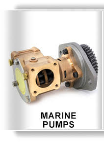 raw & sea marine pumps for detroit diesel, cummins, caterpillar,john deere, northern lights, westerbeke, volvo, kohler, yanmar